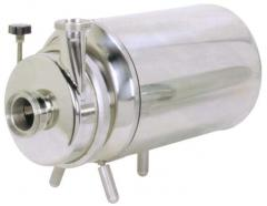 The pump centrifugal for pumping of cheese G2-OPE