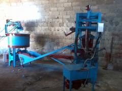 Минизаводы для производства кирпича, блоков