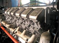 Вал коленчатый для трактора К-700 |ВАЛ КОЛЕНЧАТЫЙ