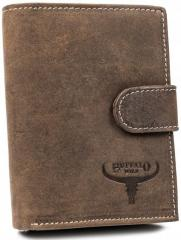 Кошелек мужской Buffalo Wild RM-03L-HBW BROWN