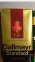 Кофе Dallmayr prodomo (молотый, зерно) 500 гр,