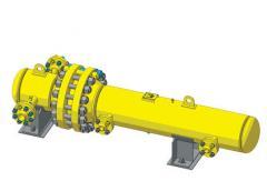 Heat exchangers, heat exchangers gas-water GPM-TG