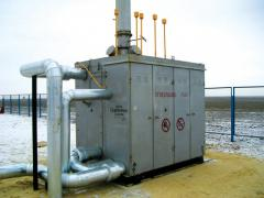 Gas heaters, gas heaters automatic GPM-PGA