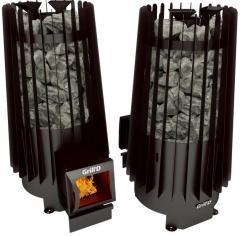 Дровянная печь для бани Grill'D Cometa 180 Vega Long