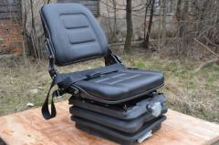 Сиденье для трактора и спец. техники -
