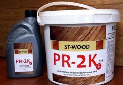 Клей универсальный ST-Wood PR-2K