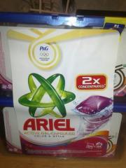 Продаю капсулы ARIEL и таблетки и капсулы PERSIL
