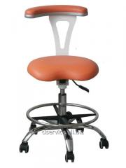 Chair of the assistant dentist of ASSIST