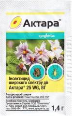 АКТАРА 1, 4 гр. оригинал Syngenta