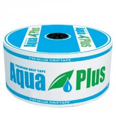 Tapes (tubes) for drip irrigation