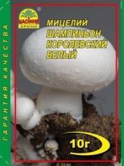 Мицелий Шампиньон Королевский Белый 10 гр...