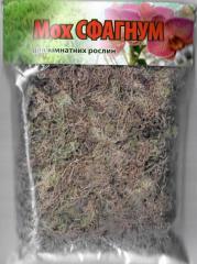 Мох Сфагнум 0,5 л