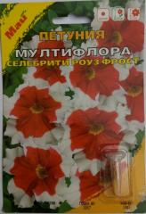 Семена Петунии сорт Мультифлора Селебрити Роуз
