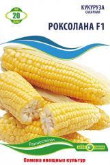 Семена Кукурузы Роксолана F1 20 г Агролиния