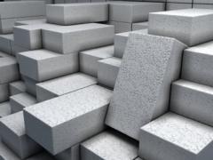 Кирпич строительный силикатный рядовой и