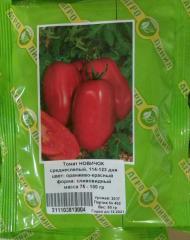 Семена томата сорт Новичок 50 гр