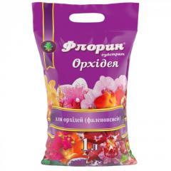 Торфяной субстрат Флорин для орхидей 3 л...
