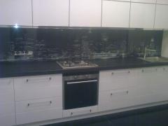 Стело на рабочую стенку кухни