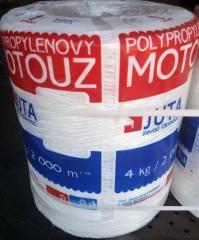 Шпагат (пакетная нить) 4 кг 2000м
