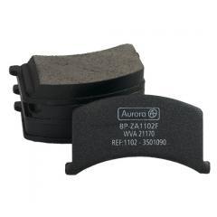 Колодка дискового тормоза передняя ЗАЗ 1102, 1105