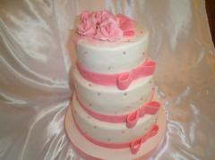 Свадебный торт, заказать, торты на заказ, Львов