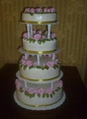 Торты свадебные, купить, Львов, торты на заказ,
