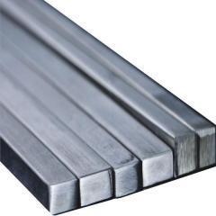 Шпонкова сталь 6х6х200, ст. 45, h11, наг, ндл,