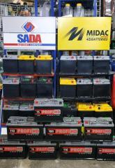 Аккумуляторы серии HD и Midac batteries