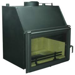 Fire chamber z vodyany contour of LUX738 16+4kv