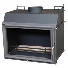 Fire chamber z vodyany contour of ECO738 12+4kv