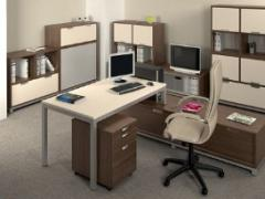 The head's office, furniture for personnel,