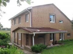 Панель фасадная утепляющая 0,35 кв.м. толщ.100 мм, фасадные панели оптом и в розницу, фасадные термопанели.