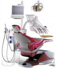 Установка  стоматологическая GALLANT HU  Запорожье