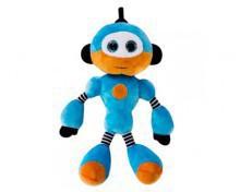 Мягкая игрушка ЛЕВЕНЯ Робот Роберт,  K436A