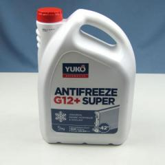 Жидкость охлаждающая YUKO Antifreeze -40 Super
