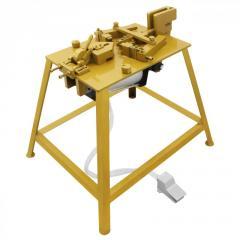 Пресс углообжимной пневматический PCP25-60 для