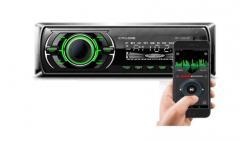 Автомагнитола Cyclone MP-1102G Bluetooth(не съемная панель)