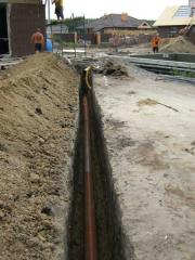 Stormwater drainage system