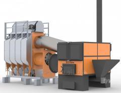 Alternatif üzerinde tahıl kurutucu ECO-TERM, PGD-2105.400