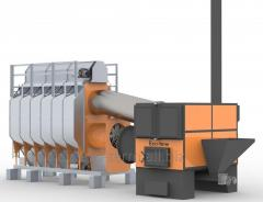 Зерносушилка ECO-TERM - 3,5 т/ч, модель PGD-2106.500