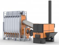 Зерносушилка ECO-TERM - 9,0 т/ч, модель PGD-3107.1250