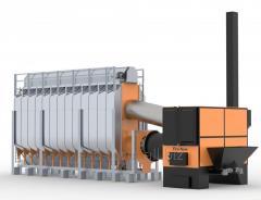 Зерносушилка ECO-TERM - 14 т/ч, модель PGD-3113.1800
