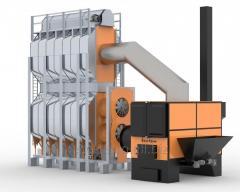 Зерносушилка ECO-TERM - 11 т/ч, модель PGD-4207.1250