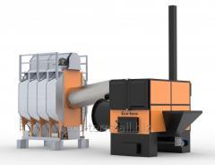 Зерносушилка ECO-TERM - 4 т/ч, модель PGD-1004.700 - полный нагрев