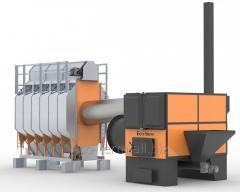 Зерносушилка ECO-TERM - 5,5 т/ч , модель PGD-1006.900 - полный нагрев