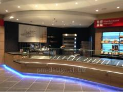 Bars furniture, restaurants
