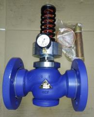 Регулирующий клапан RD122D 3411 25/180-40/F