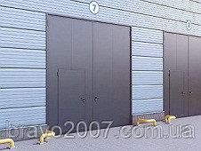 Гаражные ворота (3х3 м)