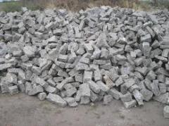 Камінь будівельний