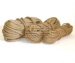 ROPE LINEN AND ROPE JUTE